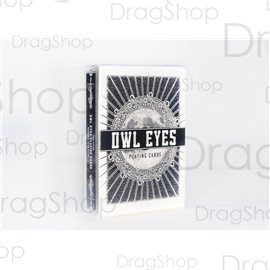 Owl Eyes Black