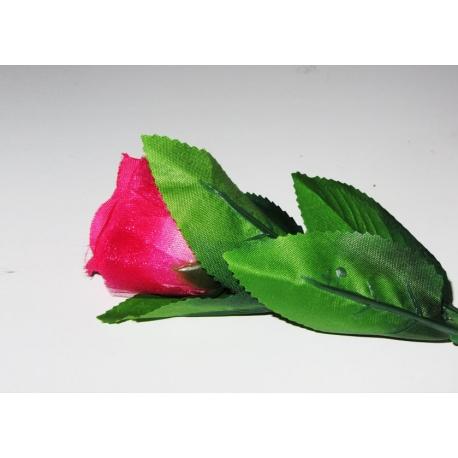 Светящаяся роза (кнопка)