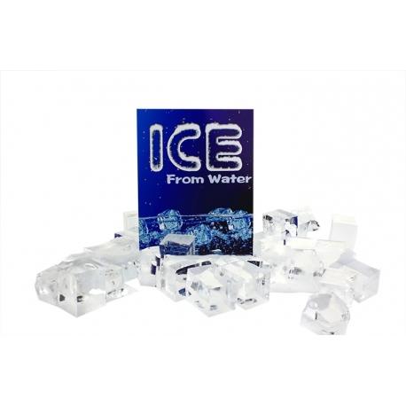 Лед из воды