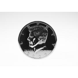 Монета Kennedy Half Dollar Silver блестящая