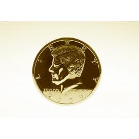 Монета Kennedy Half Dollar Gold