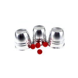 Cups&Balls (алюминий)