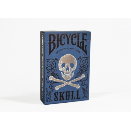 Bicycle Luxury Skull