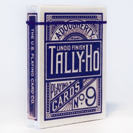 Tally-Ho Fan Blue