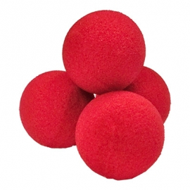 "1.5"" Super Soft Sponge by Gosh (Red)"