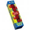 "1.5"" Super Soft Sponge by Gosh (Red)"