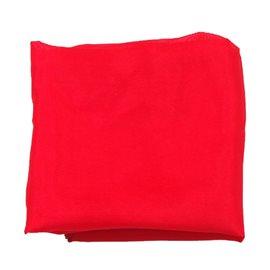 Платок 30*30 красный
