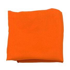 Платок 30*30 оранжевый