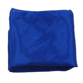 Платок 30*30 синий