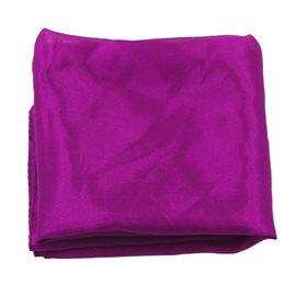 Платок 30*30 фиолетовый