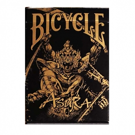 Bicycle Asura Black/Gold