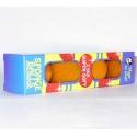 "2"" Super Soft Sponge by Gosh (Orange)"