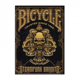 Bicycle Steampunk Bandits White