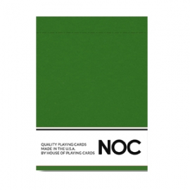 NOC Originals  V4: Green