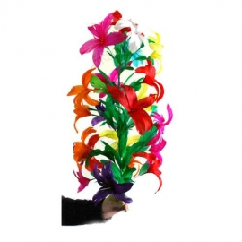 Из трости в букет цветов