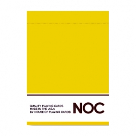 NOC Originals V4 Yellow