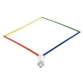 Рамка для Squaring the Circle to Cane (Rainbow)