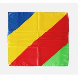 Платок 45x45 Разноцветный
