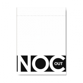 NOC Out  White