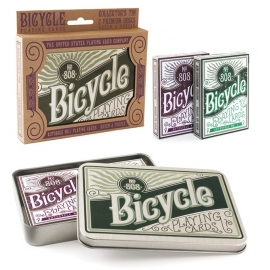 Bicycle Autocycle No. 1 Gift Set
