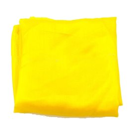 Платок 45*45 желтый