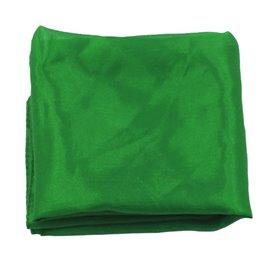 Платок 45*45 зеленый