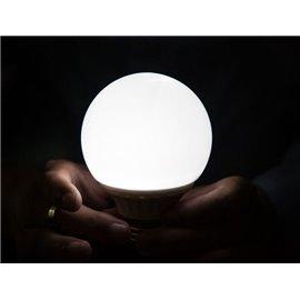 Чарівна лампа (біла)
