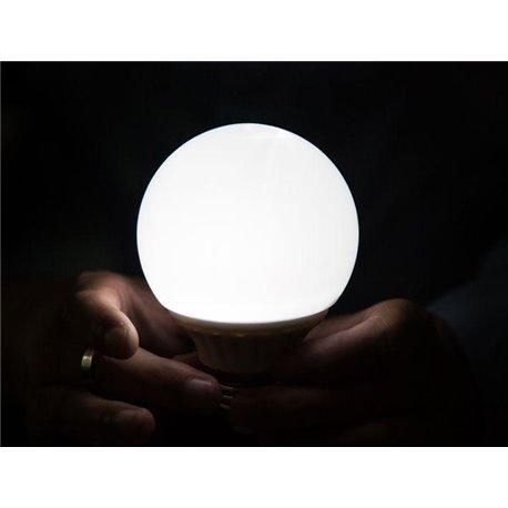 Волшебная лампа (белая)