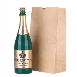 Латексная бутылка (шампанское)
