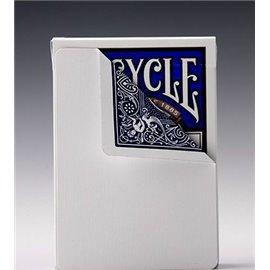 Колода для трюків Bicycle Blank Face Blue