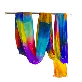 Шелковый шарф (10,8 м)