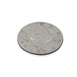 Монета, що відкусується, 3 частини (Bite Coin 3-fold)