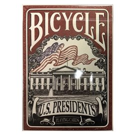 Bicycle U.S. Presidents Republican Red