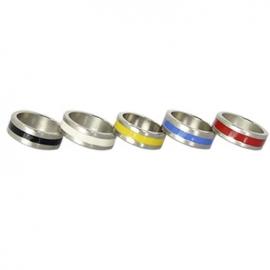 Магнитное кольцо JieLi (1 полоса)