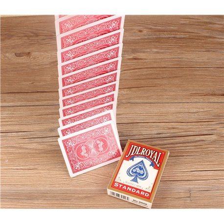 Electric Deck (Waterfall Cards) Red