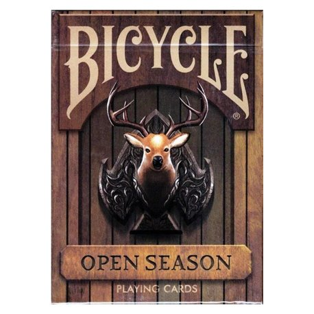 Bicycle Open Season
