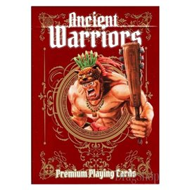 Ancient Warriors Red