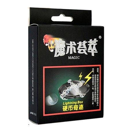 Проникновение монеты (Lightning Box) от JieLi