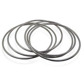 Большие кольца (6 штук) Big linking rings 6