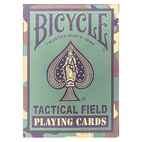 Bicycle Tactical Field Jungle (green) Camouflage
