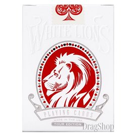White Lions Tour Red Reverse