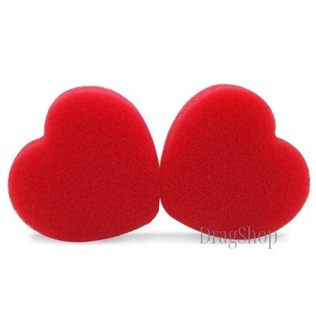 "Спонж ""Сердца"" Sponge Hearts"