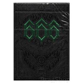 666 Emerald Hellfire