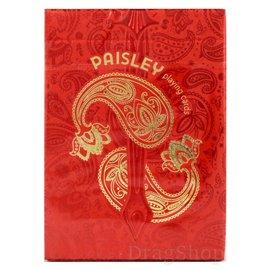 Paisley Royals Red